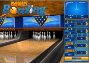'Bonus Bowling' by 'Playtech'. Click the image to enlarge.