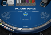 'Pai Gow Poker' by 'Playtech'. Click the image to enlarge.