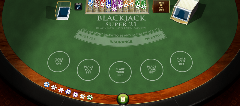 Play Blackjack Pro Online at Casino.com Australia