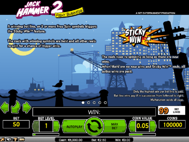 online casino free bet hammer 2