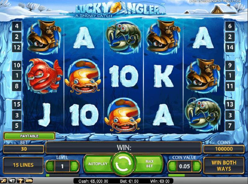 slots online games free angler online