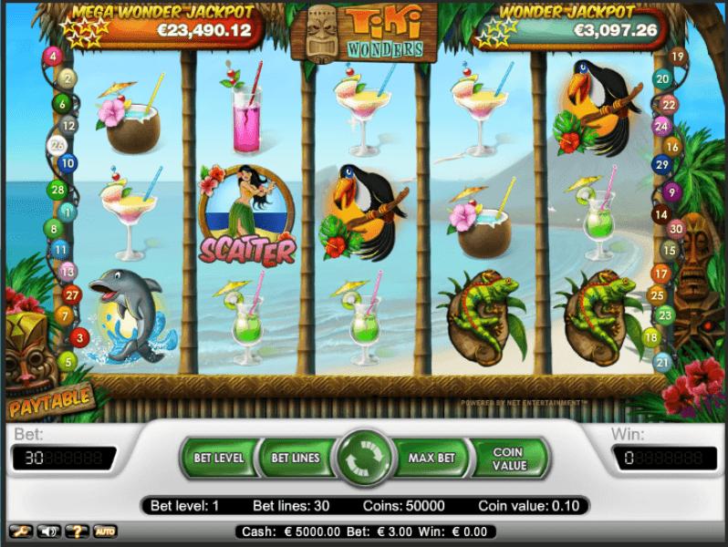 Wms slot games