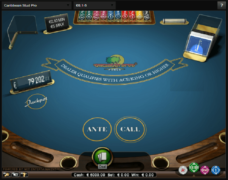 casino watch online caribbean stud