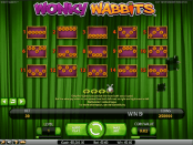 'Wonky Wabbits' by 'Net Entertainment'. Click the image to enlarge.