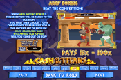 'Cash of the Titans' by 'Ash Gaming'. Click the image to enlarge.