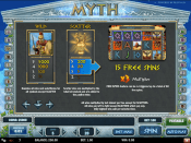 'Myth' by 'Play'n GO'. Click the image to enlarge.