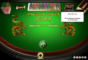 'Pai Gow Poker' by 'Amaya'. Click the image to enlarge.
