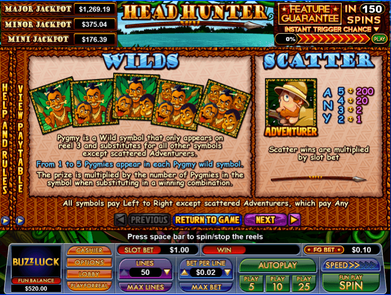 Roulette games free online