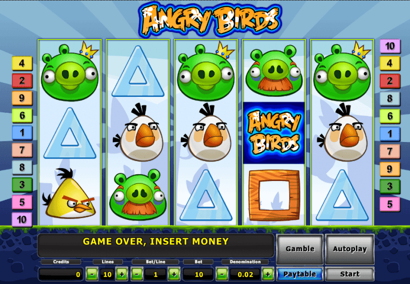 Free casino games online angry birds - Play casino card game online