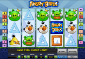 'Angry Birds' by 'Novomatic'. Click the image to enlarge.