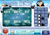 'Penguin Payday' by 'Rival'. Click the image to enlarge.