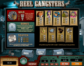 'Reel Gangsters' by 'Octopus Gaming (Topgame)'. Click the image to enlarge.
