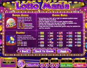 'Lotto Mania' by 'Octopus Gaming (Topgame)'. Click the image to enlarge.