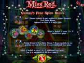 'Miss Red' by 'IGT'. Click the image to enlarge.