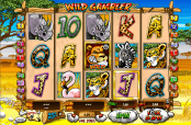 'Wild Gambler' by '888 Casino Software'. Click the image to enlarge.