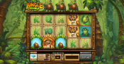 'Jungle Trouble' by 'Playtech'. Click the image to enlarge.