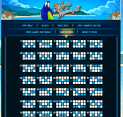 'Aloha Island' by 'Bally Interactive'. Click the image to enlarge.