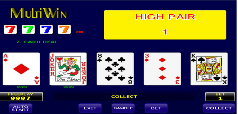 online free casino poker american 2