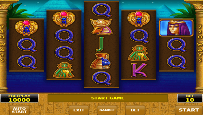 casino online list booc of ra