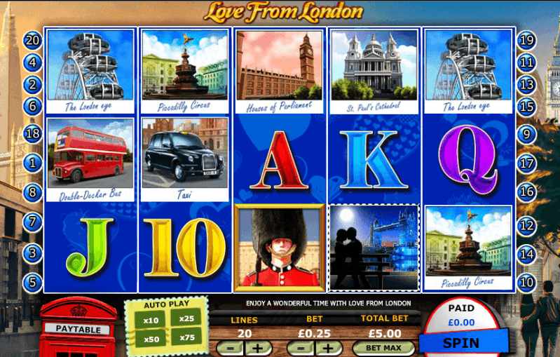 Beat the Bobbies Slots - Read the Review and Play for Free