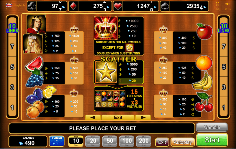 free online casino video slots biggest quasar