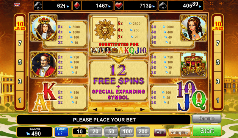 Dwarven Gold Slots - Play for Free in Your Web Browser