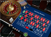 'American Roulette' by 'iSoftBet'. Click the image to enlarge.