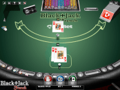 'Blackjack French' by 'iSoftBet'. Click the image to enlarge.