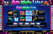'80's Night Life' by 'iSoftBet'. Click the image to enlarge.