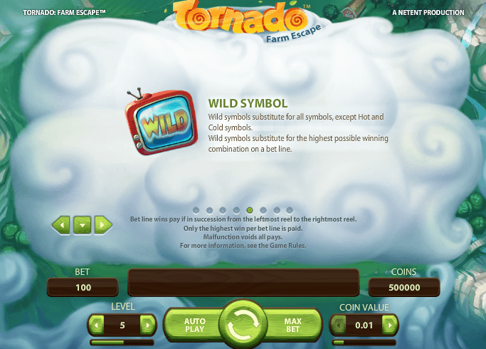 Play Tornado: Farm Escape Online Slots at Casino.com South Africa