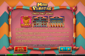'Mad Pinatas' by 'Leander Games'. Click the image to enlarge.