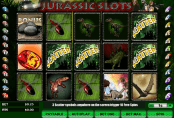'Jurassic Slots' by 'WGS Technology'. Click the image to enlarge.