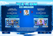 'Ice Run' by 'Playtech'. Click the image to enlarge.
