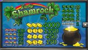 'Lucky Shamrock' by 'Art of Games'. Click the image to enlarge.