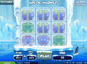 'Arctic Madness' by 'Pariplay'. Click the image to enlarge.