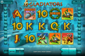 'Gladiators' by 'Endorphina'. Click the image to enlarge.