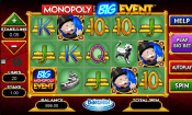 'Monopoly Big Event' by 'Williams Interactive'. Click the image to enlarge.