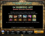 'The Vanishing Act' by 'High 5 Games'. Click the image to enlarge.