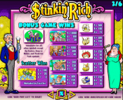 'Stinkin' Rich' by 'IGT'. Click the image to enlarge.