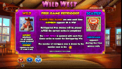 'Wild West' by 'SkillOnNet'. Click the image to enlarge.