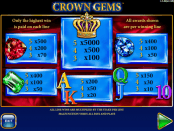 'Crown Gems' by 'Virtue Fusion'. Click the image to enlarge.