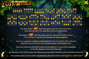 'Lost World' by 'Slotland'. Click the image to enlarge.