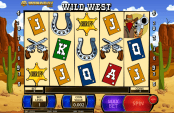 'Wild West' by 'Slotland'. Click the image to enlarge.
