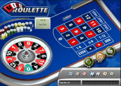 'Mini Roulette' by 'Playtech'. Click the image to enlarge.
