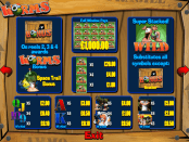 'Worms' by 'Blueprint Gaming'. Click the image to enlarge.
