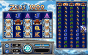 'Zeus 1000' by 'Williams Interactive'. Click the image to enlarge.
