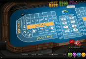 'Craps' by 'Merkur Gaming'. Click the image to enlarge.