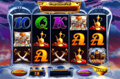 'Genie Jackpots' by 'Blueprint Gaming'. Click the image to enlarge.