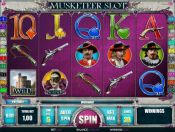 'Musketeer Slot' by 'iSoftBet'. Click the image to enlarge.