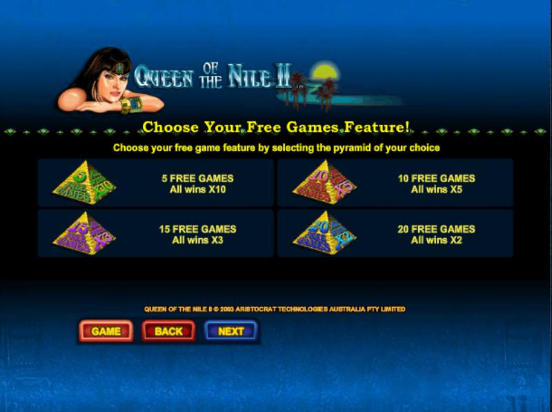 play online casino slots american poker ii
